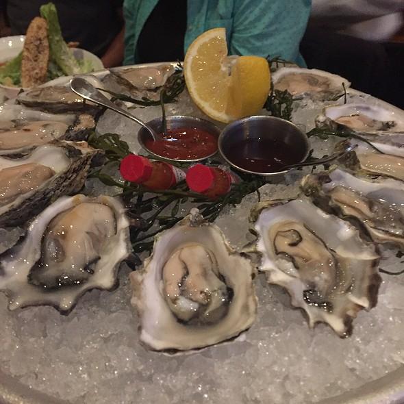 Assorted Oysters - BLT Steak Charlotte, Charlotte, NC
