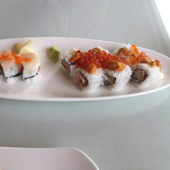 Rumble Fish Roll @ Rumble Fish