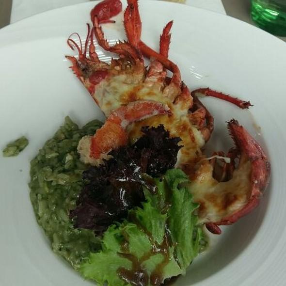 Lobster @ T.R. Kitchen