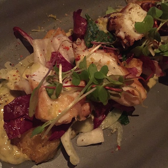 Octopus @ Mercato by Jean Georges