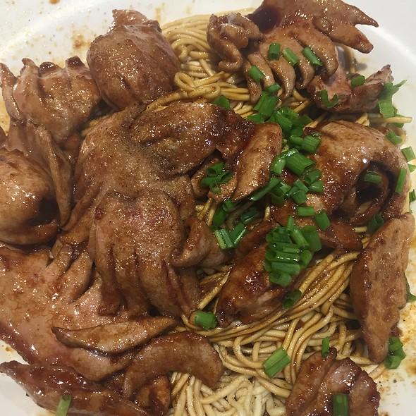 Kidney Noodles @ Xinle Noodles