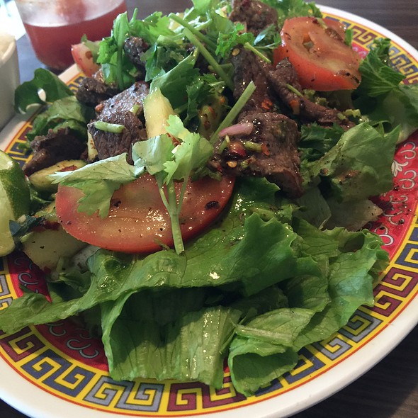 Thai Beef Salad @ Thai Star