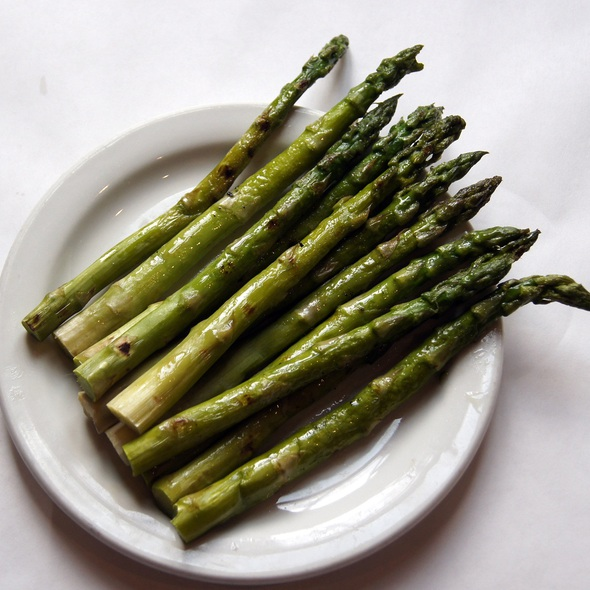 Asparagus @ 94 West Steak and Seafood