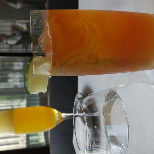 Dark-N-Stormy - The Source by Wolfgang Puck, Washington, DC
