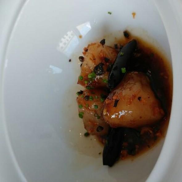Wok Fried Shrimp Dumplings - The Source by Wolfgang Puck, Washington, DC