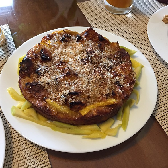 Mango french toast @ Foodsherpas