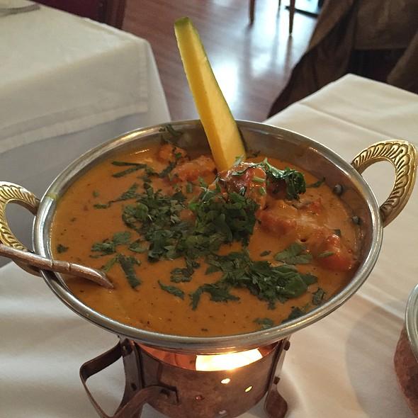 Mango Shrimp Masala @ Jaipur