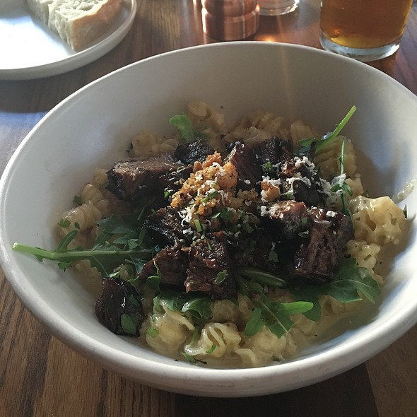Short Ribs Pasta - North Italia – Austin, Austin, TX