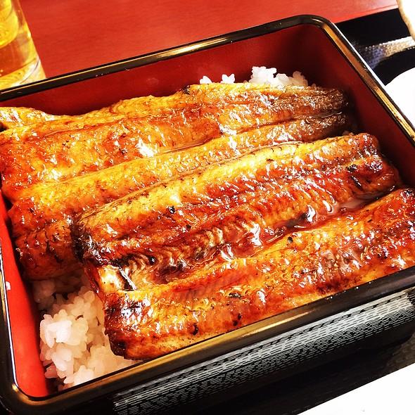うな重(Unaju) @ 丸平川魚店