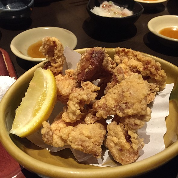 北の黄金鳥ザンギ @ 北の味紀行と地酒 北海道 横浜西口駅前店