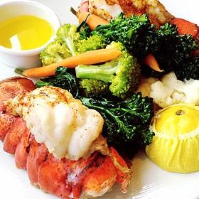 Lobster - Thistle Lodge Restaurant, Sanibel, FL