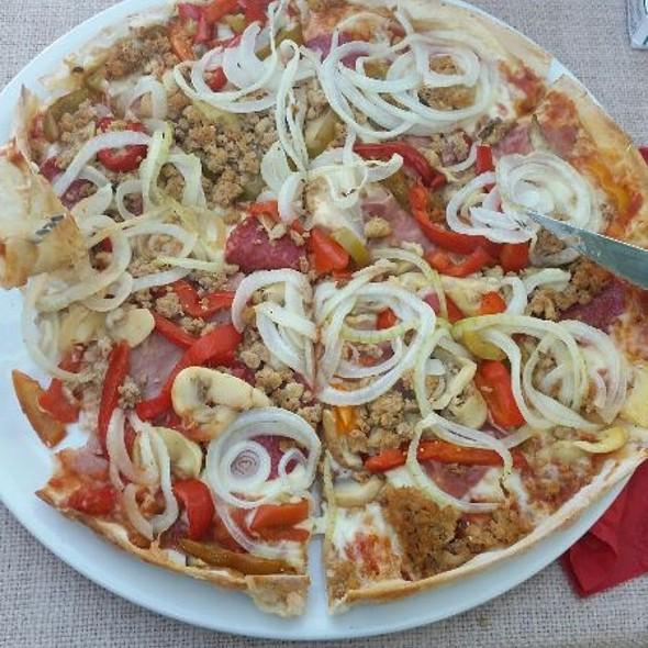 Pizza Majorka  @ Pizza Majorka