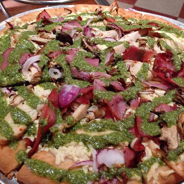 Gluten Free East Side Pizza