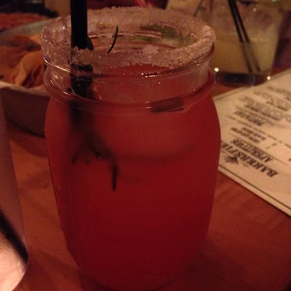 Seasonal Margarita