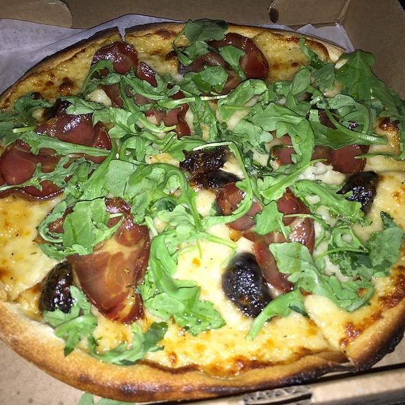 Coppa Ham & Mission Fig Pizza