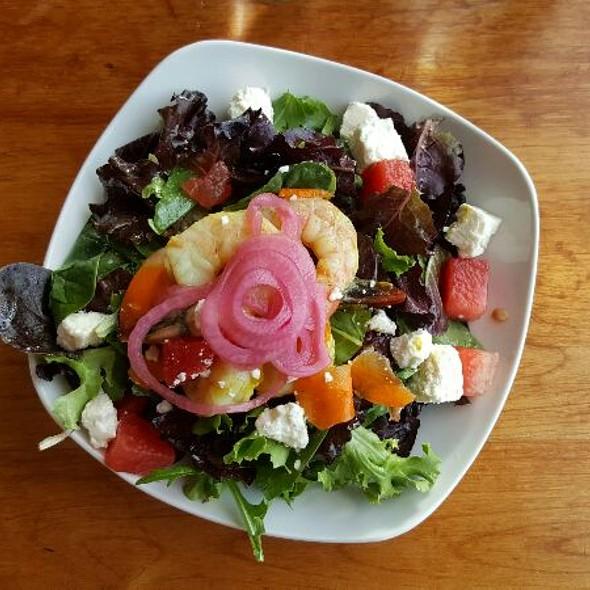 Citrus Chilled Shrimp And Watermelon Salad @ Shindig Woodstock