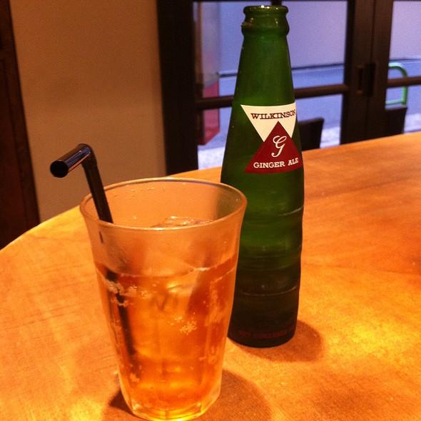 Ginger Ale @ ひき肉少年
