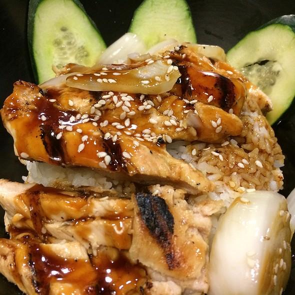 Teriyaki Chicken Bowl @ to go bistro