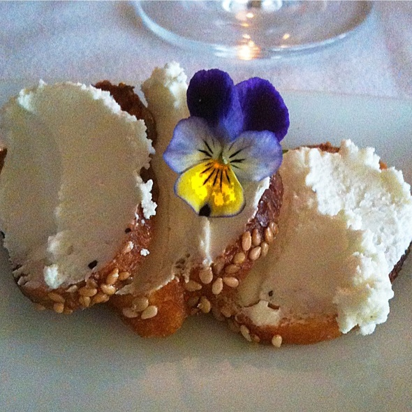Goat Cheese Crostini - Primo - Rockland, Rockland, ME