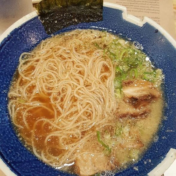 Pork Belly Shoyu Ramen @ Hanamaruken