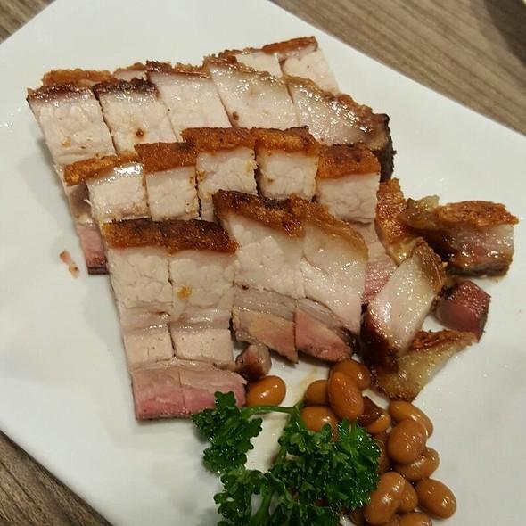 Roasted Pork @ Merlion's Cuisine