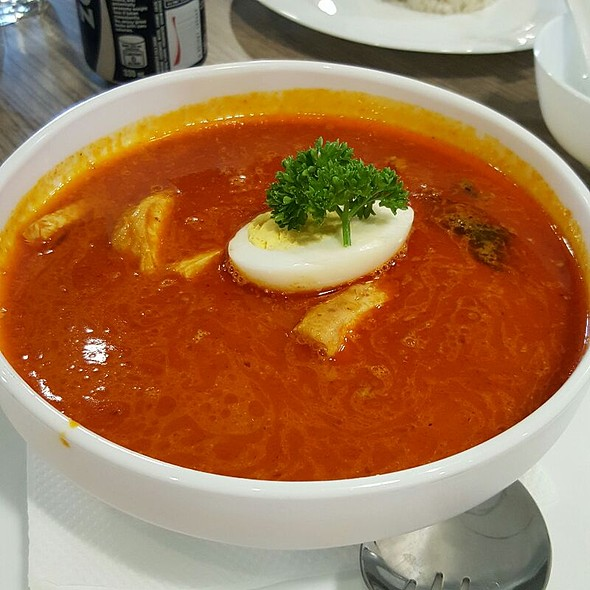 laksa @ Merlion's Cuisine