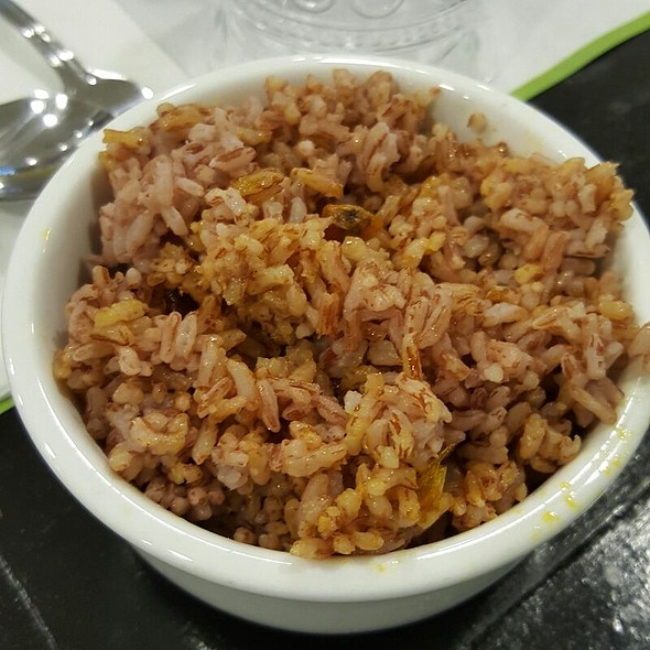 Brown Rice @ The Clean Plate