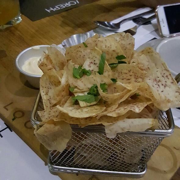Gabi Chips @ Locavore