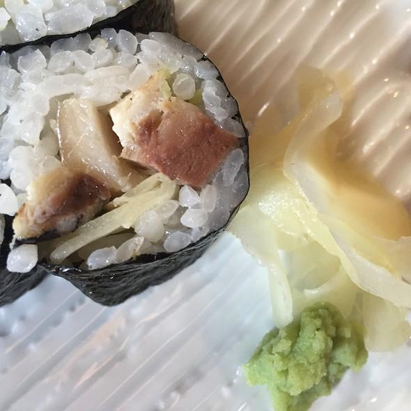 Negihamachi Roll @ Ganso Yaki
