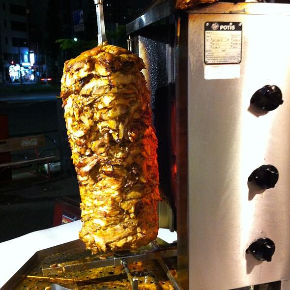 kebab @ Asian Kebab