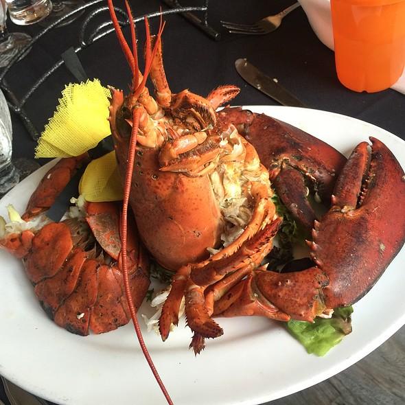 Lobster @ Yarmouth House Restaurant