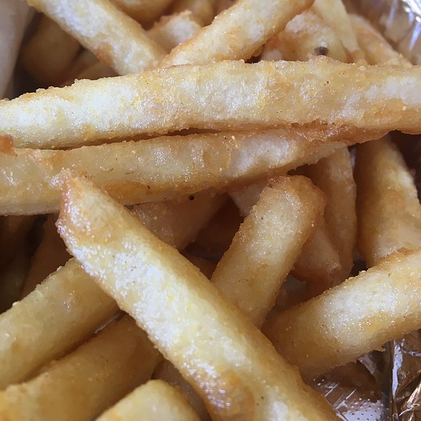 French Fries @ King's Pizza