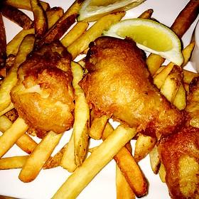 Fish and Chips - Kells Irish Restaurant & Pub, Portland, OR