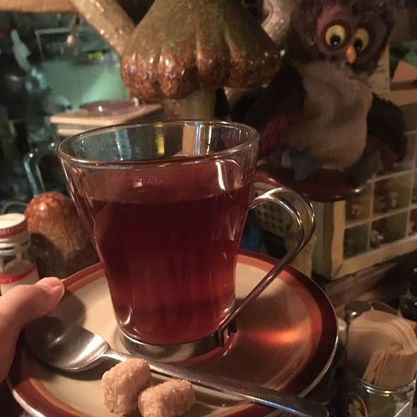 Lemon Ginger Tea @ フィルモア トリップ カフェ