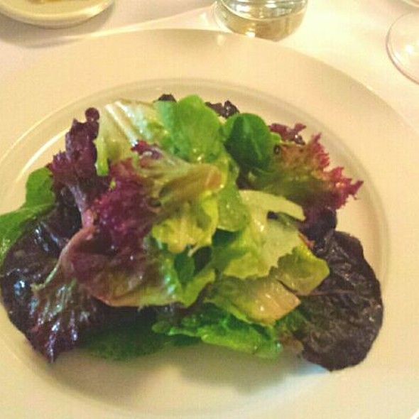 Mixed Greens - Cafe Luxembourg, New York, NY