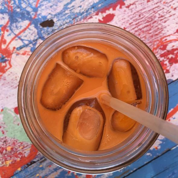 Thai Milk Tea @ Baoburg