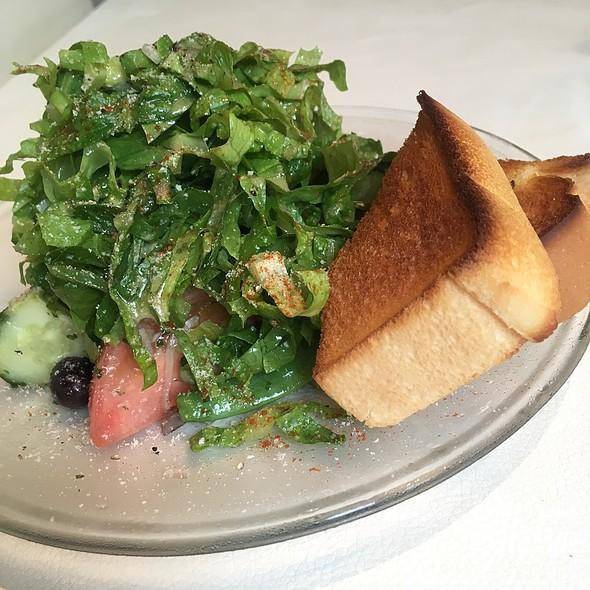 Salad And Toast @ Rehab