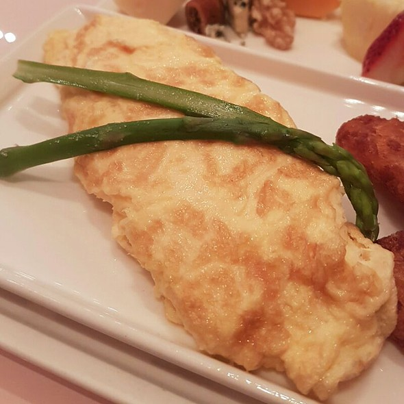 how to make a fluffy omelette with cheese