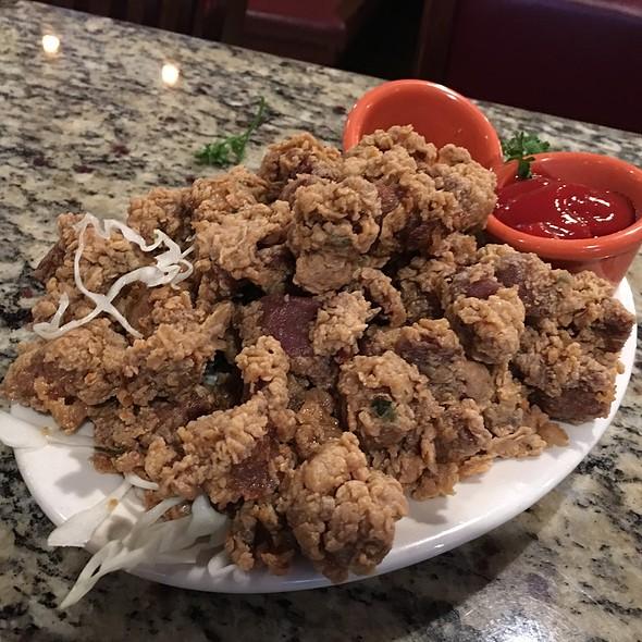 Chicken Gizards @ Side Street Inn On Da Strip