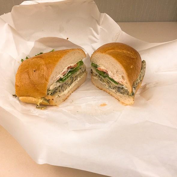 Zia's Sandwich @ Zia's Delicatessen