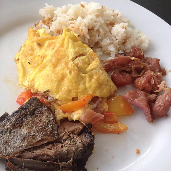 Breakfast Buffet @ La Luz Beach Resort