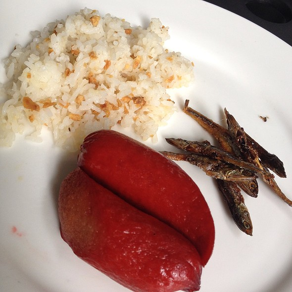 Filipino Breakfast @ La Luz Beach Resort