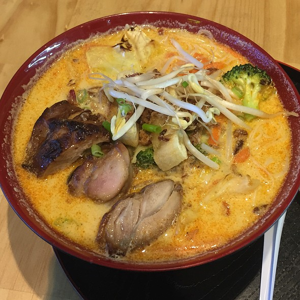 Chicken Laksa @ Wasabi Express