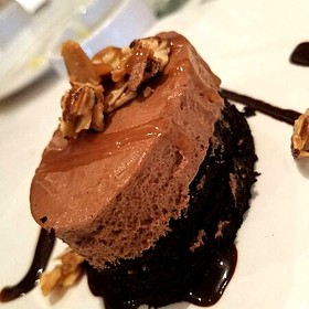 Chocolate Semifreddo