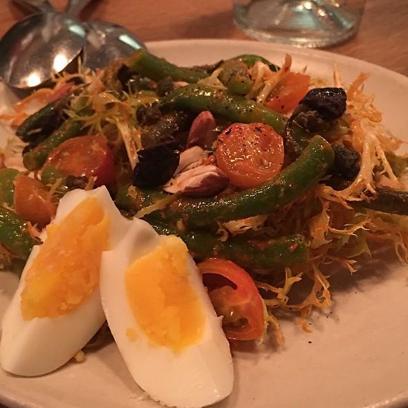 Summer Verde Bean Salad - Contigo - San Francisco, San Francisco, CA