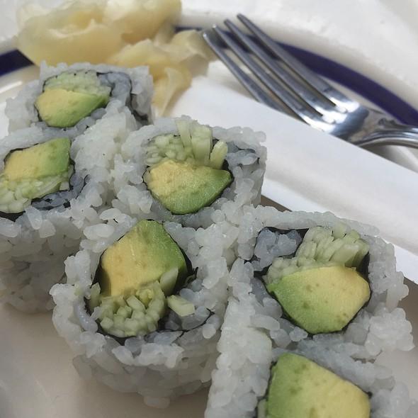 Veggie Roll @ Blue Ribbon Sushi Izakaya