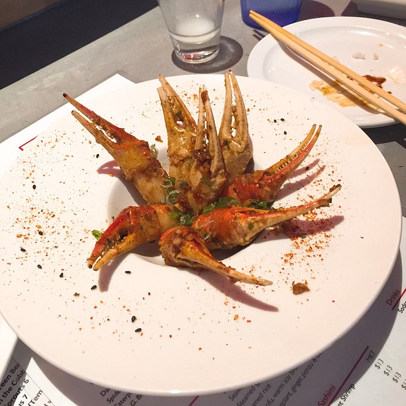 Snow Crab Claws @ Lou's Sushi