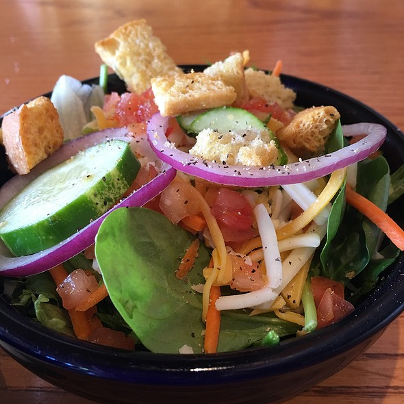 Side Salad @ Chili's Grill & Bar