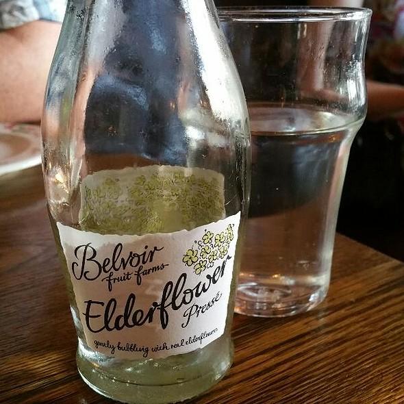 Belvoir Elderflower @ The Dandelion