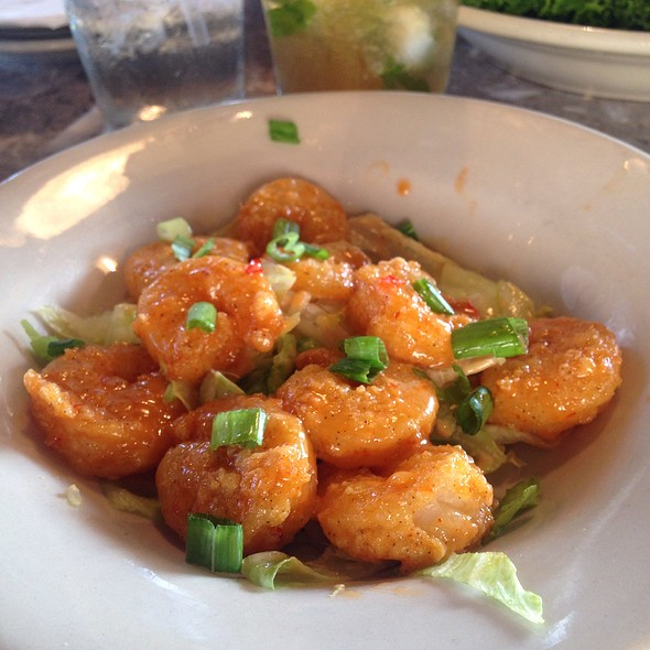 Bang Bang Shrimp @ Stone Grille And Taphouse